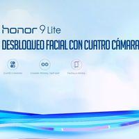 Smartphone Honor 9 Lite a su precio mínimo en Amazon: 149 euros