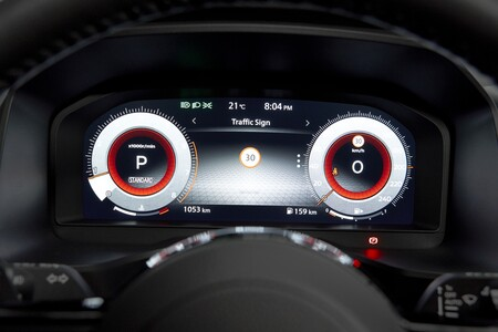 Nissan Qashqai 2021 Prueba Contacto 071