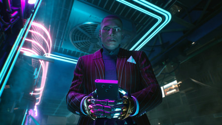 Cyberpunk2077 Mr Goldhand Rgb