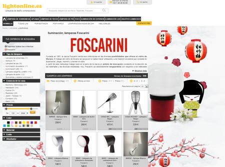 LightOnline llega a España para llenar el país de lámparas de diseño