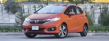 Honda Fit 1M, a prueba: un virtuoso hatchback que todavía debe la materia de siempre