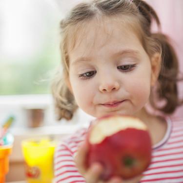Las frutas en la alimentación infantil: la manzana y la pera