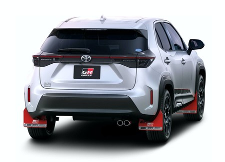 Toyota Yaris Cross Gr 2