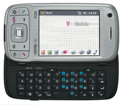 MDA Vario III es el HTC Kaiser para T-Mobile