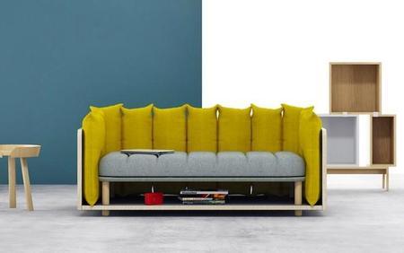 Davide Anzalone reinventa con Re-Cinto el sofá tradicional