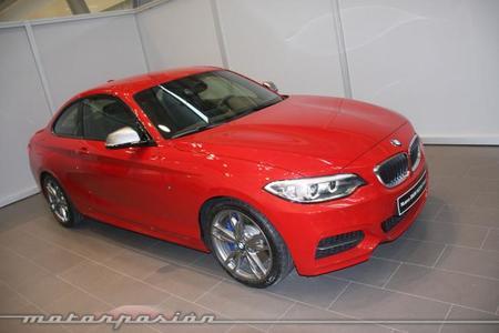 BMW Serie 2 Coupé, primeras impresiones