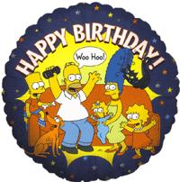 Feliz 20 Cumpleaños Los Simpson