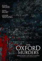 Póster de 'The Oxford Murders' de Alex de la Iglesia