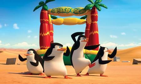 Taquilla USA: Sinsajo resiste a los pingüinos