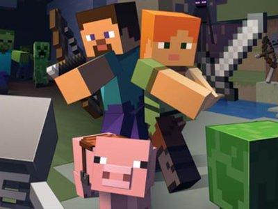 Minecraft para Wii U ya es el noveno juego más vendido en la eShop de Japón