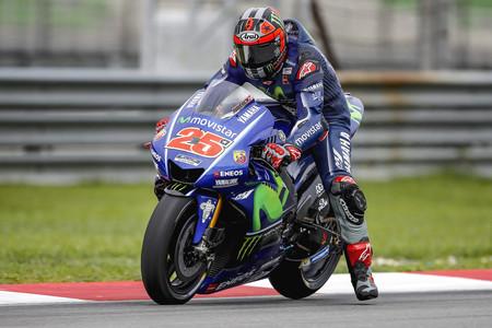 """Maverick Viñales, segundo, vuelve a avisar: """"Es importante ser el piloto más rápido de Yamaha"""