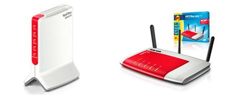 FRITZ!Box 6840 LTE y FRITZ!Box 6810 LTE, router para usar con conexiones LTE
