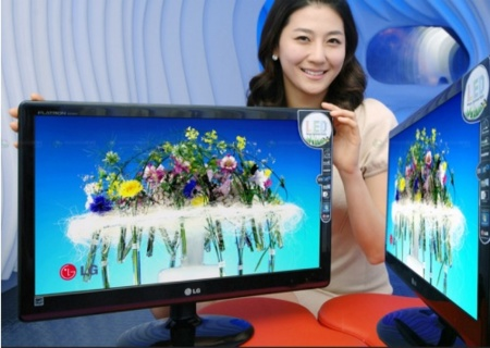 Serie EX de monitores de LG, más cerca del televisor que de una pantalla