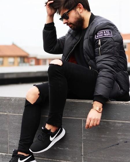 El Mejor Street Style De La Semana El Renacer De La Bomber Jacket Retoma Las Calles 07