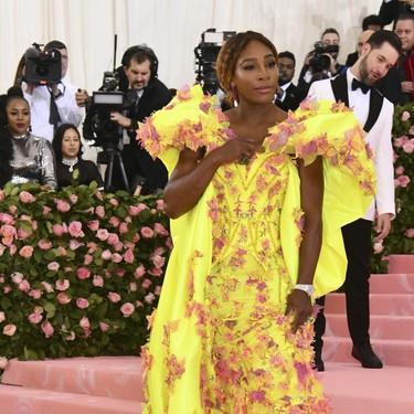 Gala del MET 2019: Serena Williams no se quita las deportivas ni en la alfombra roja