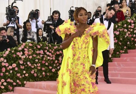 Gala MET 2019: Serena Williams no se quita las deportivas ni en la alfombra roja