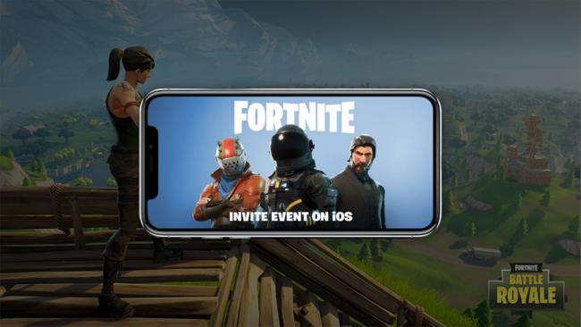 'Fortnite' para iOS recauda 15 millones en menos de un mes y pasa por delante de 'Clash of Clans' y 'Candy Crush'
