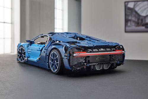 Los mejores coches que te puedes comprar para armar en LEGO