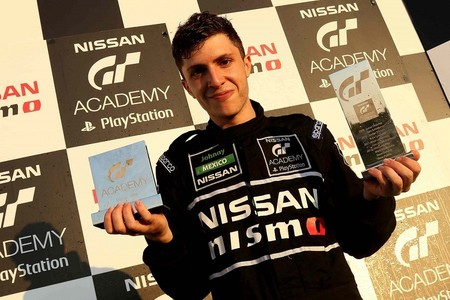 Johnny Guindi Campeon Gt Academy