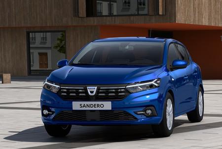 Dacia Stepway Sandero Logan 2021 2