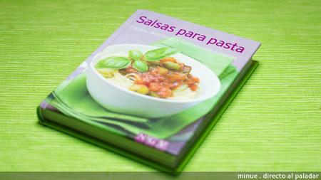 Salsas para pasta. Libro de recetas