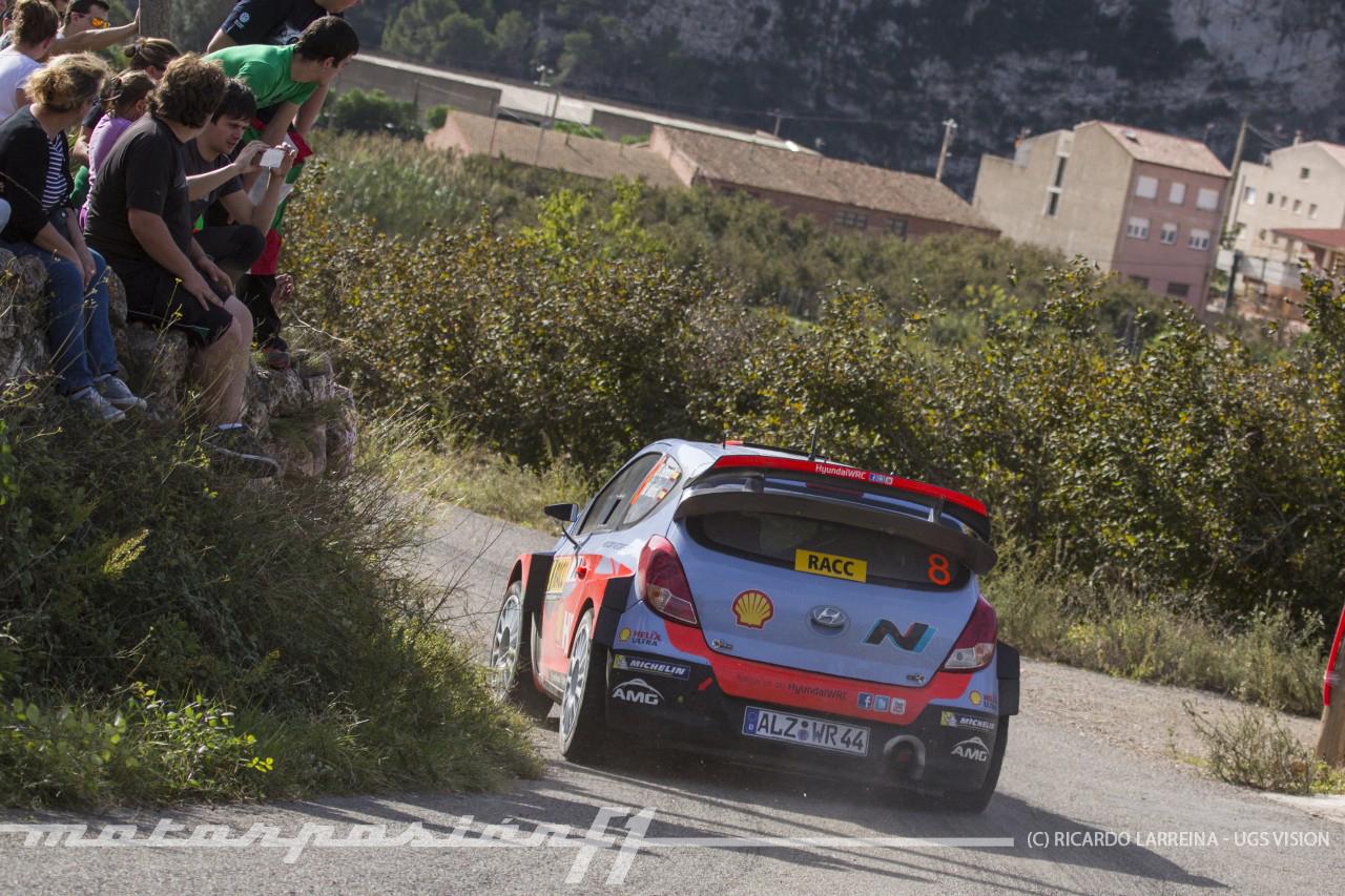 Foto de WRC - Rally de Catalunya 2014 (292/370)