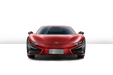 Mullen K50 Red Front