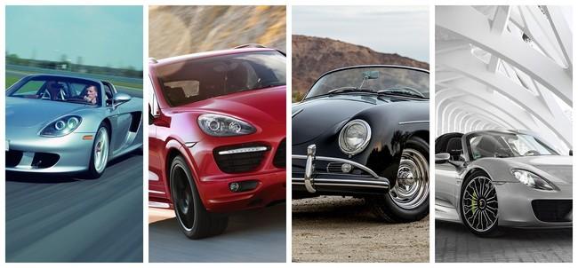 Nosotros festejamos a Porsche presentándote sus 8 modelos más representativos