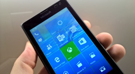 Microsoft ya está probando la Build 10586.164 para Windows 10 Mobile