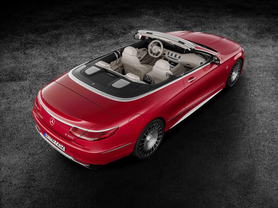 Mercedes-Maybach S 650 Cabrio