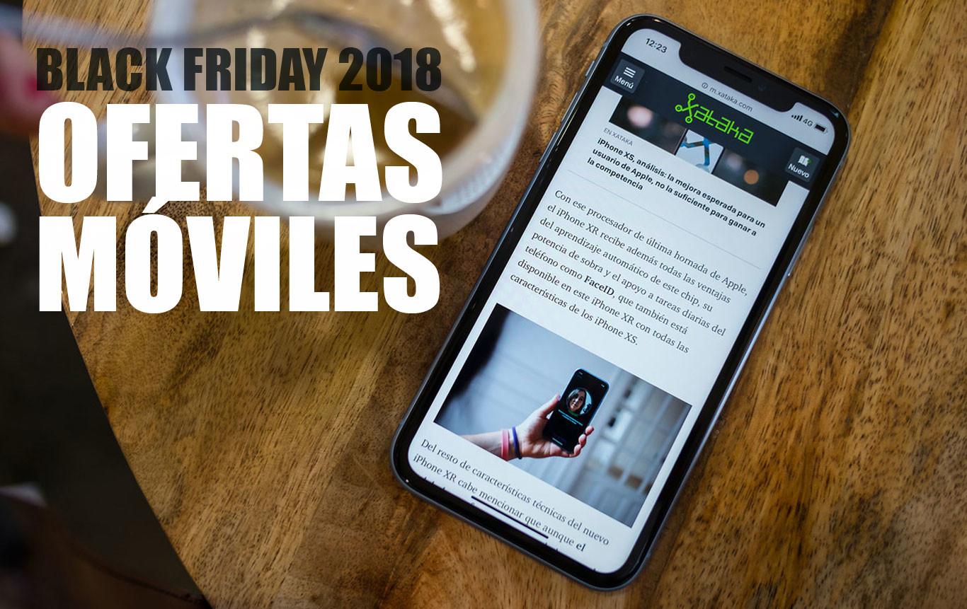 530195e32795 Mejores móviles en oferta por el Black Friday 2018 hoy 23 de noviembre