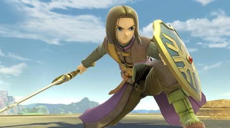 Nintendo realizará el 30 de julio una emisión de 22 minutos dedicada al Héroe de Dragon Quest en Super Smash Bros. Ultimate