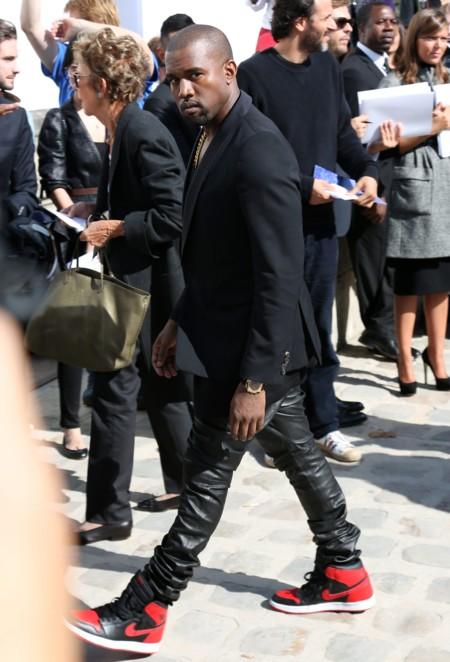 Kanye West, el cantante que terminó por conquistar el mundo de la moda