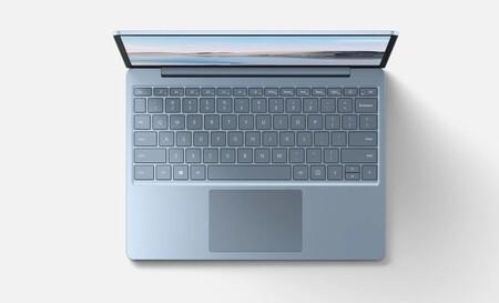 El portátil Microsoft Surface Laptop Go para estudiantes y usuarios básicos está rebajadísimo a 454,97 euros en Amazon
