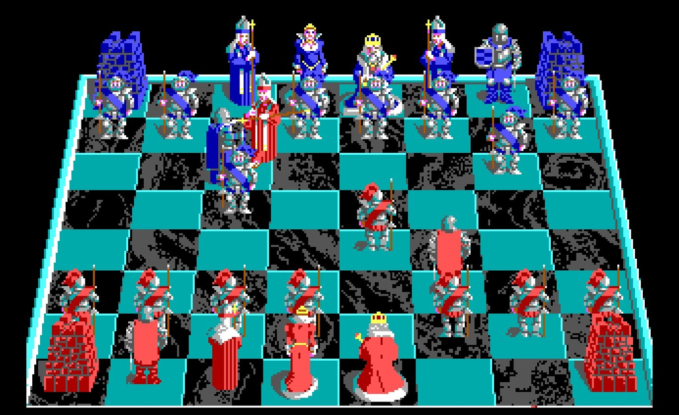 Battle Chess (Interplay, 1988)