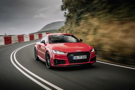 El Audi TTS se pone al día como un buen aprendiz del RS