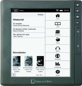La Casa del Libro lanza su propio libro electrónico y le llama Tagus