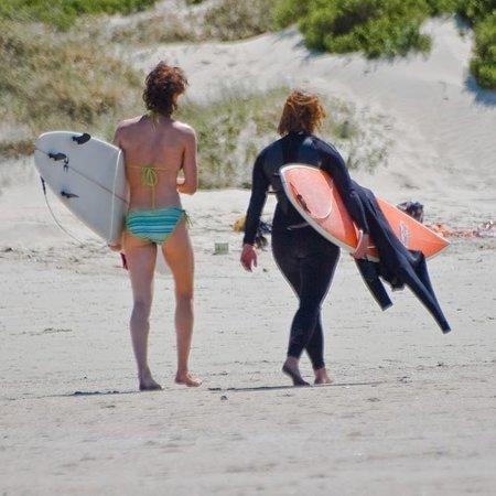 Tipos de neopreno para hacer surf