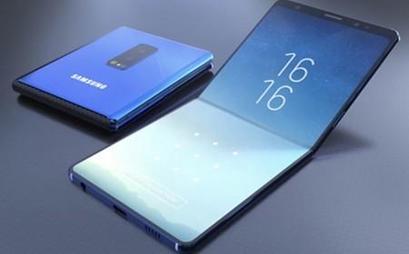 El móvil plegable de Samsung tendrá dos pantallas, una interna y otra externa, según ETNews