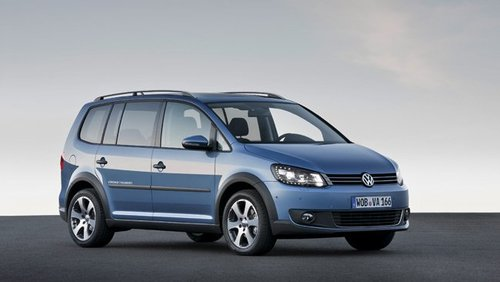 VolkswagenCrossTouran