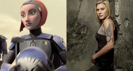 'The Mandalorian': Katee Sackhoff regresará al universo 'Star Wars' como Bo-Katan en la temporada 2 de la serie de Disney+