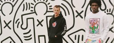 Si a tu verano le falta arte, H&M tiene la dosis perfecta que necesitas con su colección junto a Keith Haring