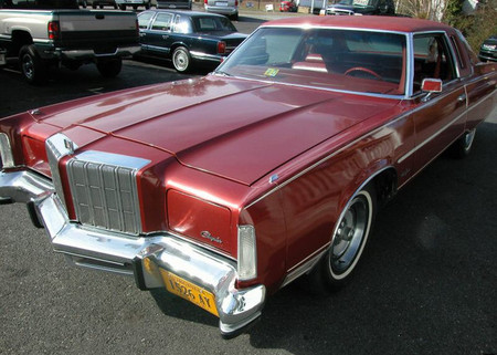 Chrysler New Yorker Brougham de 1978