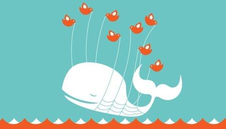 """Problemas en Twitter: menciones desaparecidas, más """"fail whales"""", y más"""