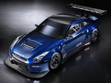 Nissan GT-R GT3. Godzilla en versión carreras-cliente