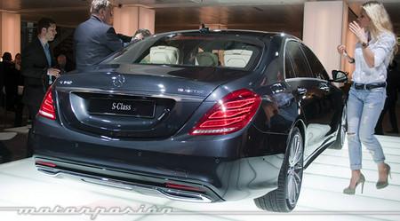 Mercedes-Benz Clase S 2013, primeras impresiones