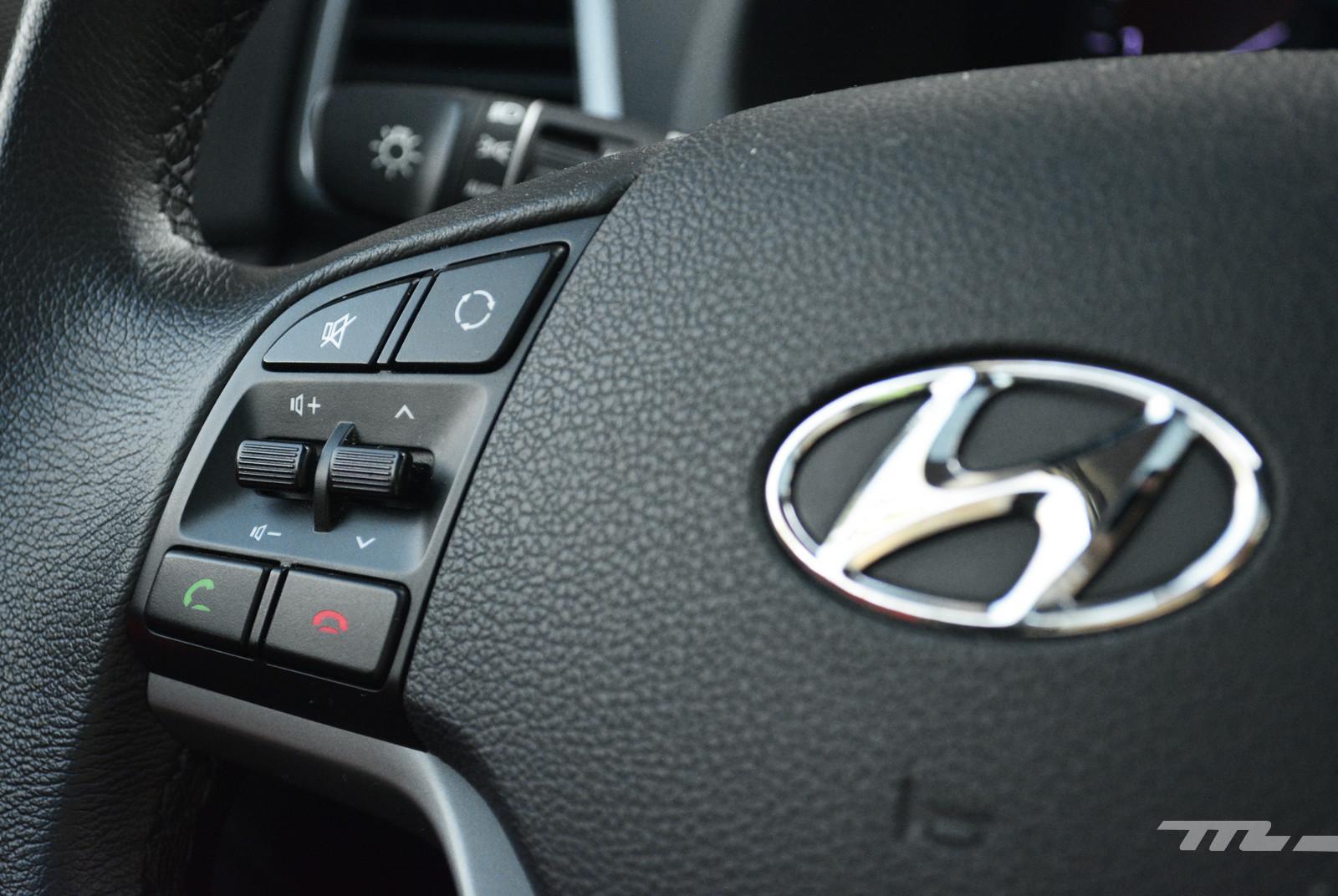 Foto de Hyundai Tucson (Prueba) (14/20)