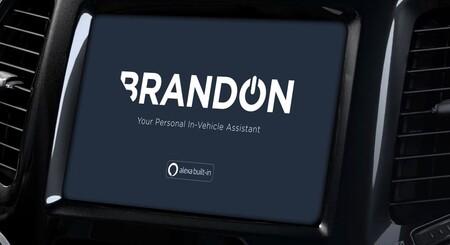 Alexa Amazon Asistente Coche Vehiculo