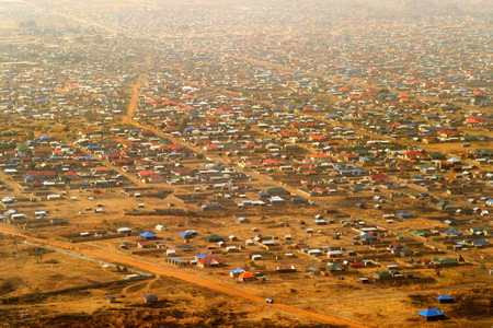 Sudan Infraestructuras