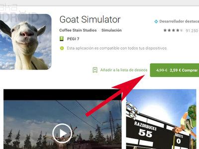 Google Play ya permite a los desarrolladores crear ofertas y regalar aplicaciones de pago